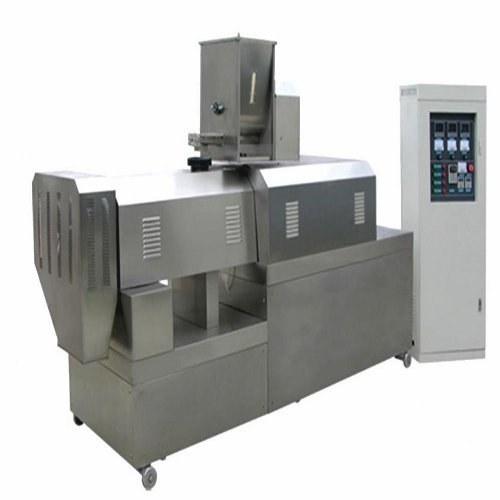 Double Screw Food Extruder Machine