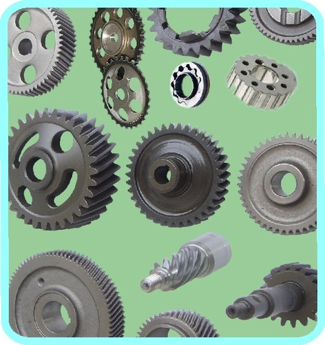 Sintered Bearings & Parts