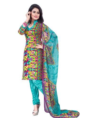 Printed Salwar kameez Party Wear Suit