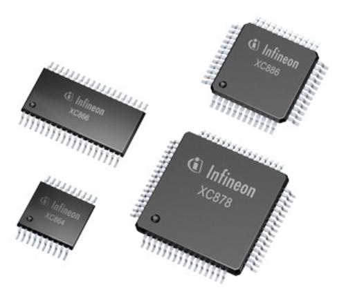 Single Chip Microcontroller