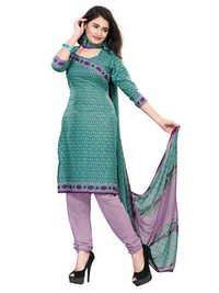 Printed exclusive Salwar kameez Party Wear Suit