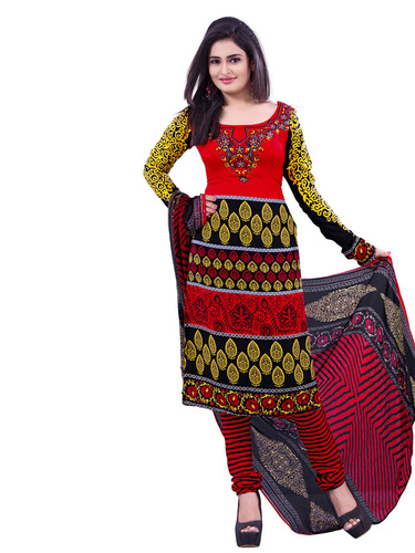 Exclusive Printed party wear salwar kameez