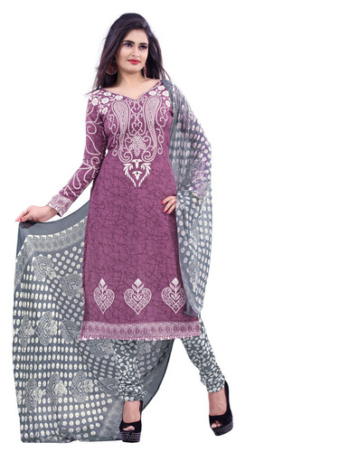 Exclusive Printed party wear salwar kameez suit