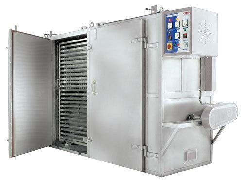 GMP Model Tray Dryer