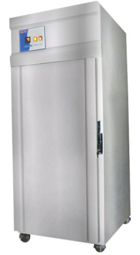 GMP Model Vertical Deep Freezer