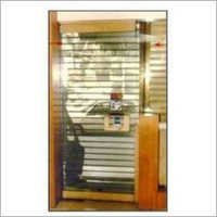 Galvanized Iron Vision Shutters