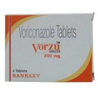 Vorzu Voriconazole Tablets