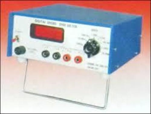 Digital Micro-Ohm Meter