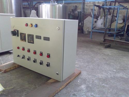 Ice Cream Plant Panel