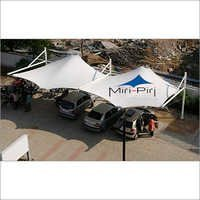 Car  Parking Fabric Shelters