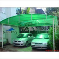 Polycarbonate  Parking Shelters