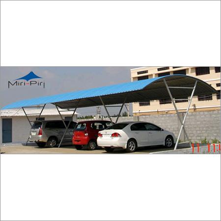 Prefabricated  Car Parking