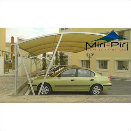 Latest Membrane Structures For Car Parking