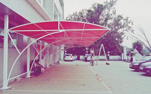 Modular Plastic Sheds For Car Parking