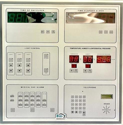 Surgeon Control Panel- Membrane Type