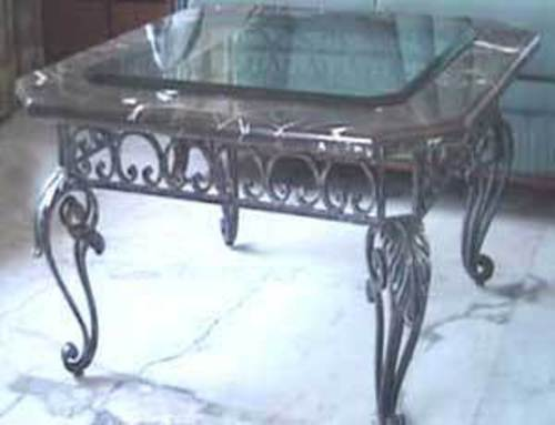 Wrought Iron Centre Table