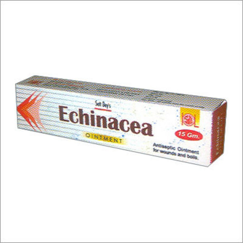 Homeopathic ointment Echinacea