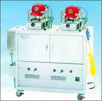 Auto Cap Ironing Machine