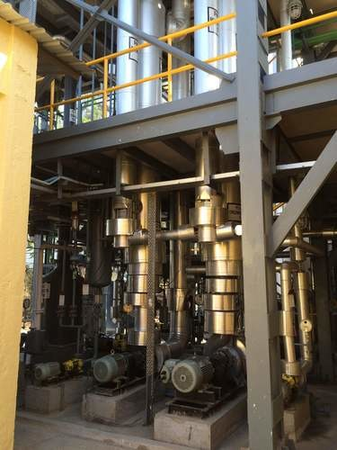 Sugar Cane Juice Evaporator