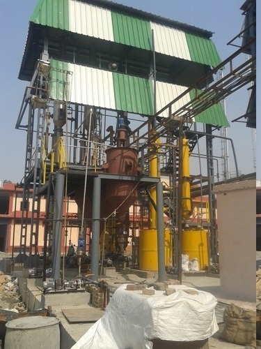 Caustic Recovery Plant