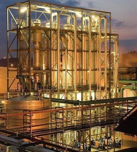 Distillery Evaporator