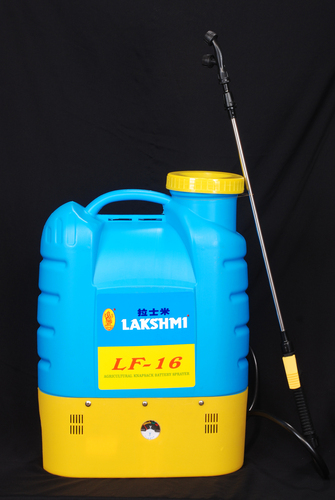 Lakshmi Agricultural Electric Knapsack Sprayer