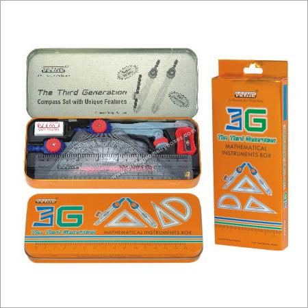 3G Mathematical Instruments Box