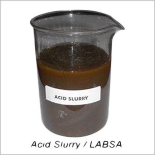 Acid Slurry