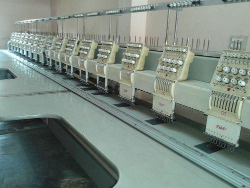SWF Multi Head Computerized Embroidery Machine