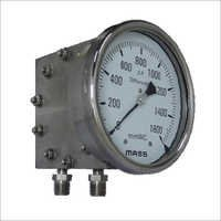 Single Diaphragm Pressure Gauge