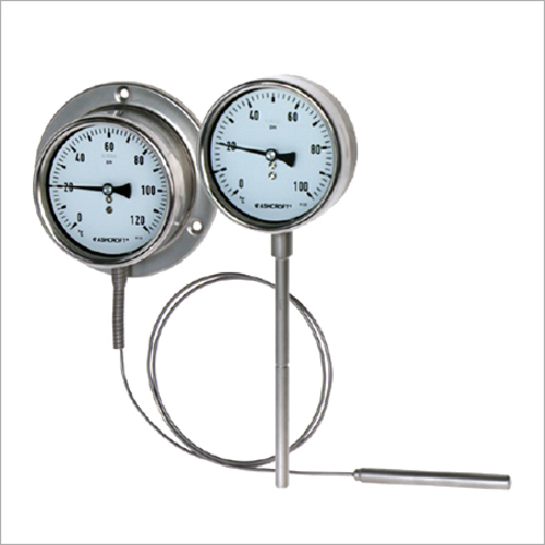 SS Gas Actuated Thermometer