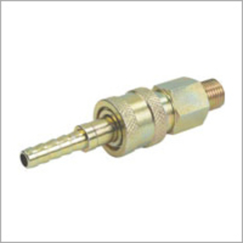 Brass Quick Release Coupling