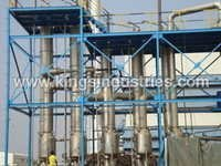 Waste Water evaporators
