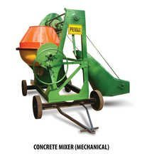 CONCRETE MIXER (MECHANICAL)
