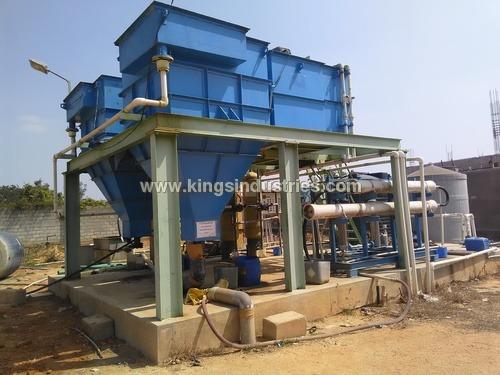 Zero Discharge Treatment Plant
