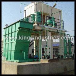 Electro Coagulation Plant for STP