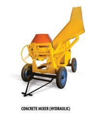 CONCRETE MIXER (HYDRAULIC)