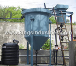 Electro Coagulation Effluent Treatment Plant