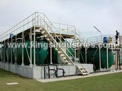 Fbbr Type Sewage Treatment Plant