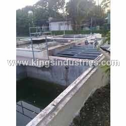 Effluent And Sewage Treatment Plants