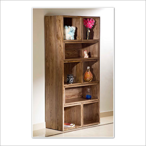 5 Rack Wooden Cupboard