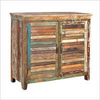 Recycled Wooden Cabinets