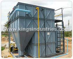 Skid Mounted Effluent Treatment Plant