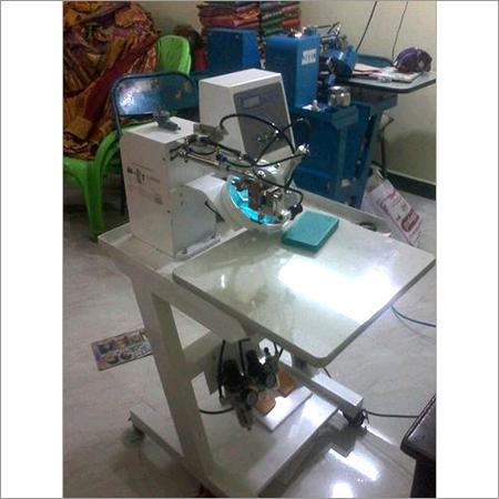Auto Rhinestone Fixing Machine