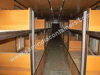 Bunker Bed Container