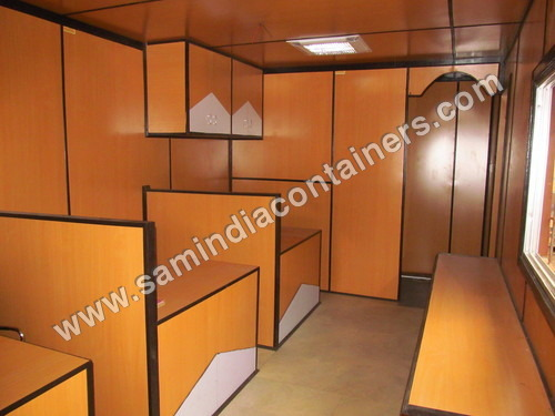 Exhibition Stall Container