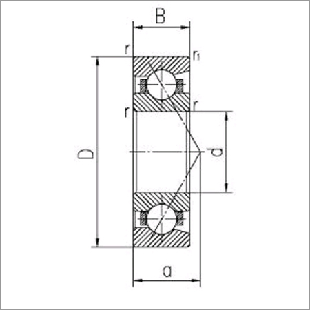 SUMO ALS 32 M Angular Contact Inch Bearing