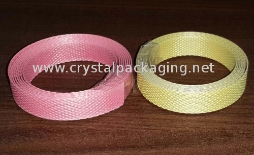 Coloured Plastic Box Strapping