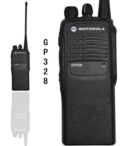 Motorola Hand Held Radio