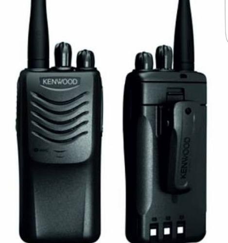 Kenwood VHF- Hand Held Radios